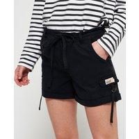 Superdry Tencel Cargo Shorts
