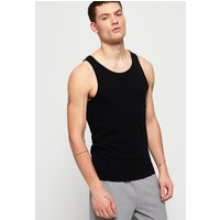 Superdry SD Laundry Organic Cotton Vest Double Pack