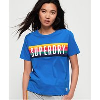 Superdry Rainbow Graphic T-Shirt