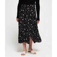 Superdry Layla Midi Skirt