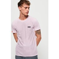 Superdry Orange Label Organic Cotton Vintage T-Shirt