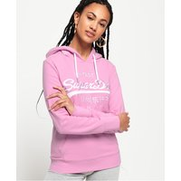Superdry Premium Goods Tonal Embroidered Hoodie