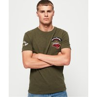 Superdry Motor Patch T-Shirt