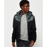 Superdry Fuji Chevron Mix Hooded Jacket