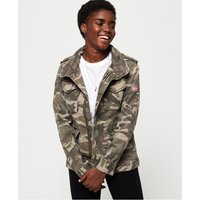 Superdry Rookie Classic Military Jacket