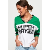 Superdry Sport Colour Block T-Shirt