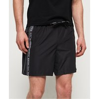 Superdry Active Logo Taped Shorts