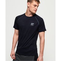 Superdry Active Loose Camo Jacquard T-shirt