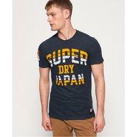 Superdry Camiseta Osaka Grindle