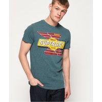 Superdry Camiseta Real Trademark