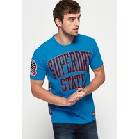 Superdry Podium Mid Weight T-Shirt
