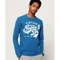 Superdry Stacker Long Sleeve T-Shirt