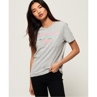 Superdry City Nights Splice T-Shirt