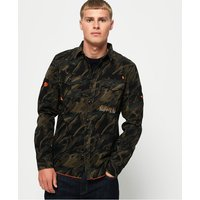 Superdry Military Storm Long Sleeve Shirt