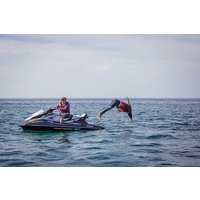 50 Minute Hands on Open Water Jet Ski Safari for Two - Ski Gifts