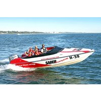 Family Honda Powerboat Adventure for Four in Southampton - Buyagift Gifts