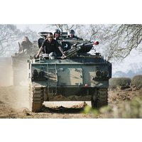 Tank Driving Taster for Two in Leicestershire - Driving Gifts