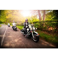 Harley-Davidson Pillion Ride - Full Day Experience - Driving Gifts