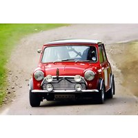 'Italian Job Mini Cooper S Three Mile Driving Blast For One