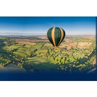 Anytime Hot Air Balloon Ride for Two - Champagne Gifts