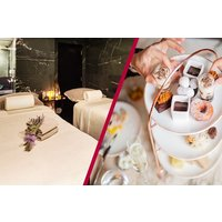 Chocolate Themed Afternoon Tea and Spa Day for Two at The May Fair Hotel, London - Spa Gifts