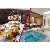 Spa Day with Sparkling Afternoon Tea for Two Radisson Blu Edwardian Spas - Spa Gifts