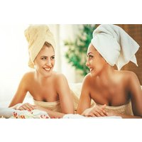 Relaxing Spa Day for Two with Lunch and Treatment at