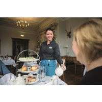 Champagne Afternoon Tea for Two at Nidd Hall Hotel