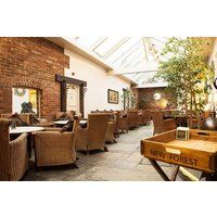 Champagne Afternoon Tea at Stanwell House Hotel for Two - Champagne Gifts