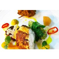 Three Course Meal with Champagne at The Royal Crescent Hotel and Spa for Two