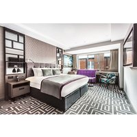 One Night Stay with Bottle of Champagne for Two at The Courthouse Hotel Shoreditch