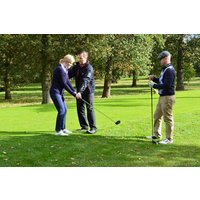 30 Minute Golf Lesson with a PGA Professional for Two - Golf Gifts
