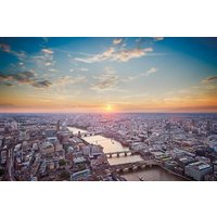 The View from The Shard with Champagne for Two - Champagne Gifts