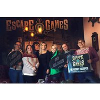 Escape Game Entry for Four at UK Escape Games - Games Gifts