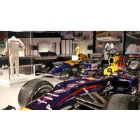 Image of Entry for Two Adults at The Silverstone Experience