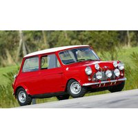 'Italian Job Mini Cooper S Three Mile Drive For One