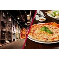 Entry to The Making of Harry Potter Tour and Three Course Meal for Two at Prezzo