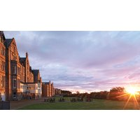 Macdonald Hotel Indulgent Spa Day for Two with 55 Minute Treatment and Cream Tea