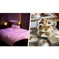 Luxury Spa Day and Champagne Afternoon Tea at The Athenaeum