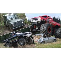 Image of Monster Truck Driving Experience