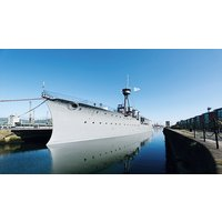 Image of HMS Caroline Entry for Two Adults