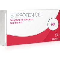 5% Ibuprofen Gel