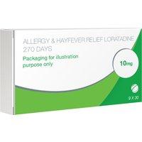 Allergy & Hayfever Relief Loratadine - 9 Pack