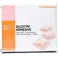 Allevyn Adhesive 7 5 X 7 5cm Dressing