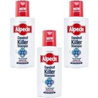 Alpecin Dandruff Killer Shampoo 250ml- 3pack