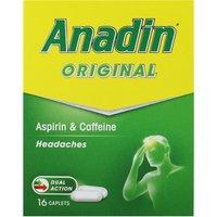 Anadin Original Caplets