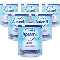 Aptamil Pepti 2 Milk Formula 800g x 6