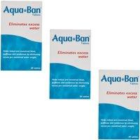 Aquaban Tablets - Triple Pack