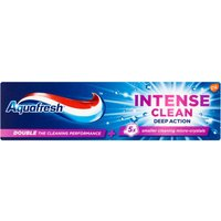 Aquafresh Intense Clean Deep Action Toothpaste