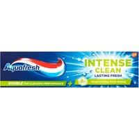 Aquafresh Intense Clean Lasting Fresh Toothpaste